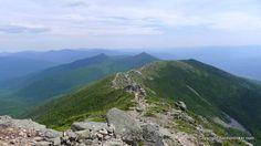 New Hampshire: The Franconia Ridge Trail