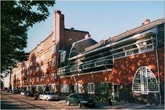 Huis in Amsterdamse School stijl