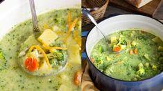 Připravujete doma polévky z brokolice? Nebo jste spíš fanoušci vývarů a masových polévek? Ať už je to jakkoliv, z naší nabídky si rozhodně vyberete! Guacamole, Mexican, Ethnic Recipes, Food, Meals, Yemek, Eten