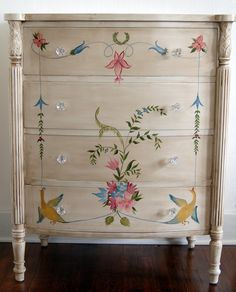 painted-furniture - Google Search