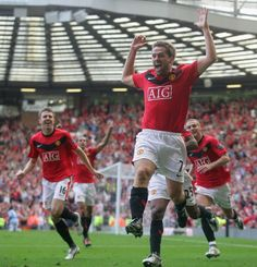 Man United's last-gasp victory over Man City 4-3 courtesy of Michael Owen's dramatic late winner.