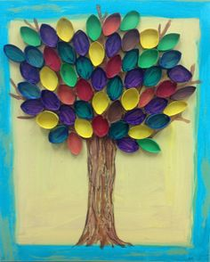 Work craft on pinterest recycled art projects bookmark for Crafts for older adults