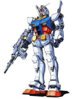 Gundam! Un anime robotico che cambio il modo di pensare ai robottoni in Italia. Davvero incredibile.  Sono Peter Ray....