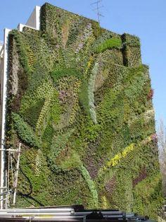 Unglaubliche vertikale Gärten und grüne Wände - 30 Ideen zum Bewundern