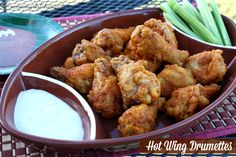 Hot Wings you Can Make Yourself!