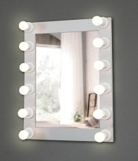 espejos de bao modelo kolor led camerino