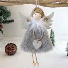 Christmas Angels, Family Christmas, Christmas Presents, Handmade Christmas, Christmas Crafts, Christmas Ornaments, Christmas Trees, Xmas Tree, Christmas Tree Decorations
