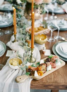 Trending- 20 Fabulous Wedding Table Decoration Ideas with Ta.- Trending- 20 Fabulous Wedding Table Decoration Ideas with Taper Candles wedding table decoration ideas with yellow taper candles - Decoration Birthday, Wedding Table Centerpieces, Wedding Table Settings, Wedding Decorations, Centerpiece Flowers, Wedding Tables, Centerpiece Ideas, Casual Table Settings, Modern Centerpieces