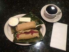 Salvadorian Breakfast/Desayuno Salvadoreno