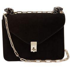 MATCHESFASHION.COM (€1.850) ❤ liked on Polyvore featuring bags, handbags, shoulder bags, accessories, bolsa, valentino shoulder bag, valentino purses and valentino handbags
