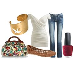 """""""Casual"""" by pickleparty on Polyvore"""