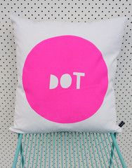 Henry & Co Dot Cushion Cover - Good Regards - Unique Homewares & Gifts