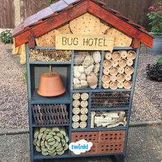 , Category projects projects during lockdown projects for kids projects for schools projects for toddlers projects uk projects using sticks and twigs projects with bricks projects with pallets Diy Projects For Beginners, Projects For Kids, Classroom Inspiration, Garden Inspiration, Bug Hotel, Sensory Garden, Garden Projects, Outdoor Gardens, Activities