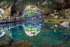 Jameos del agua : Lanzarote: une île volcanique aux plages de rêve - Linternaute