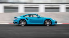 Nine things we learned about the new Porsche 911