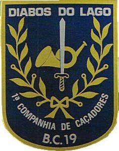 1ª Companhia do Batalhão de Caçadores 19 Moçambique
