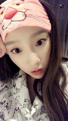 Taeyeon snapchat #2