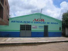 Articulação e Geração de Renda - AGR - Prefeitura Municipal de Barras – PI