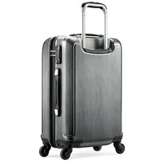 Swiss Mobility pure polycarbonate suitcase. Minimalism
