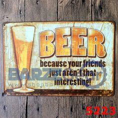 Beer Wall Decor buy vintage metal sign lisence plate pub wall decor at barzz - bar