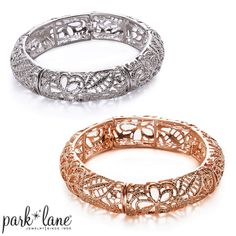 Park Lane Jewellery - Home Default Red Gold, Pink And Gold, Jewelry Bracelets, Bangles, Jewellery, Park Lane Jewelry, Rose Gold Jewelry, Wedding Rings, Bling