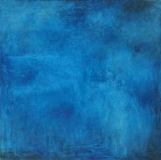 The water is wide,  painting picture, oil of canvas,  by artist Thaddäus Salcher