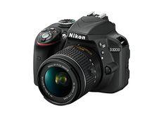 Nikon + Nikkor Af-P Fotocamera Reflex Digitale, Megapixel… Nikon D3300, Nikon Dslr, Dslr Cameras, Dslr Lenses, Best Dslr, Best Camera, Camera Tips, Camera Deals, Camera Hacks