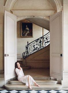Royal Wedding Inspiration at Chateau de Champlatreux French Chateau Wedding Inspiration, Rococo Painting, One Day Bridal, Linen Rentals, Royal Weddings, Wedding Blog, Spring Wedding, Destination Wedding, Wedding Ideas