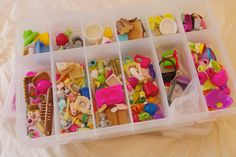 simply organized: Natalie's Organized Girly Toys…Barbie Included!
