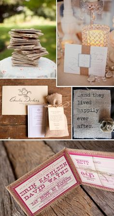 Image detail for -Burlap Wedding Reception Ideas | The Destination Wedding Blog - Jet ...
