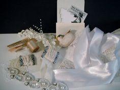 Inspiration Kits in White   White Christmas by DestashPearl  12.00