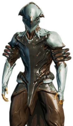 """Volt - """"Volt can create and harness electrical elements. This is a high-damage Warframe perfect for players looking for a potent alternative to gunplay."""" 