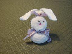 Spring Rabbit Craft Tutorial