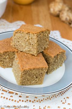 Flourless Jamaican toto (Coconut cake) gluten free, paleo