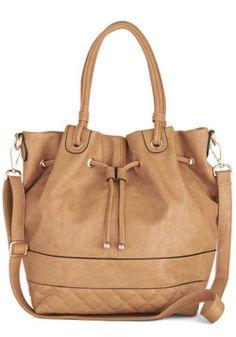 Smooth as Butterscotch Bag, #ModCloth