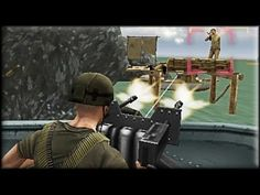 Play River Assault and get ready to attack and destroy the enemies in your way. Clear your mission and see if you had the guts to kill the enemies before you. Get your machine gun and cannon ready and defeat those rebels. Don't let anyone of them defeat you. Your survival is in your hands. More info and link to play game, you can find it here:  http://www.freegamesexplorer.com/games/videos/river-assault/