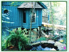 Log Cabins & Council House Suites Cherokee Mountain Cabins