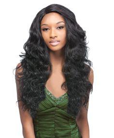 Outre Lace Front Wig Batik Brazilian Bundle Hair