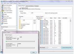 Create, Backup and Restore MYSQL Database using GUI in Windows – Magazie