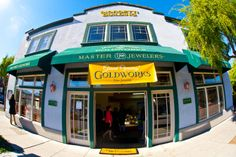 Check out the banner for the Grand Opening of GoldWorks! Grand Opening, Philadelphia, Banner, Marketing, Check, Prints, Picture Banner, Banners, Philadelphia Flyers