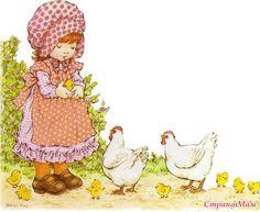 Счастливое детство от художника-иллюстратора Sarah Kay (Сара Кей)