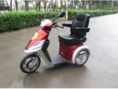 Electric tricycle for electric tricycle