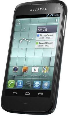 Smartphone Alcatel Onetouch 997 en http://www.audiotronics.es/product.aspx?productid=166144