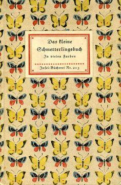 Insel Bücherei - Schöne Buch-Cover