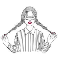 para ser más atractivas no necesitáis tener mejores tetas. lo que necesitáis es leer mejores libros. By Sara Herranz