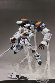 GUNDAM GUY: 1/144 A.O.Z. Hazel-Owsla - Custom Build
