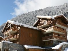 Apartamento de férias em Champagny en Vanoise