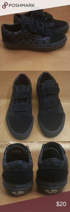 """Vans """"Off The Wall"""" boys Sneaker Vans """"Off The Wall"""" Boys Sneaker 