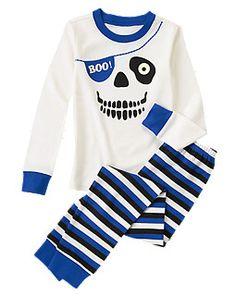 Spooky Skull Two-Piece Gymmies®