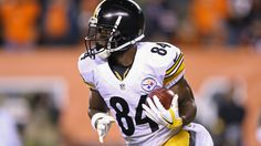 Antonio Brown contract talks wont yield to Steelers training camp